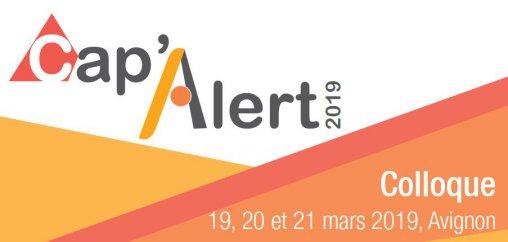 Notico Safe sera présent à Cap Alert du 19 au 21 mars à Avignon