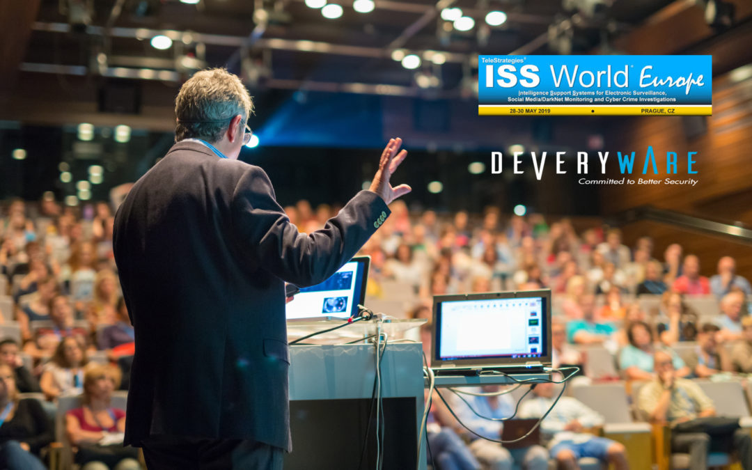 Deveryware será en ISS World Europe