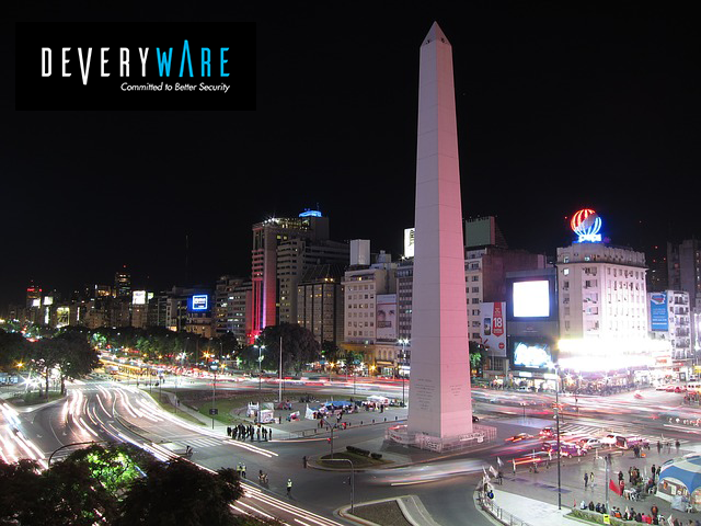Deveryware opens an office in Argentina