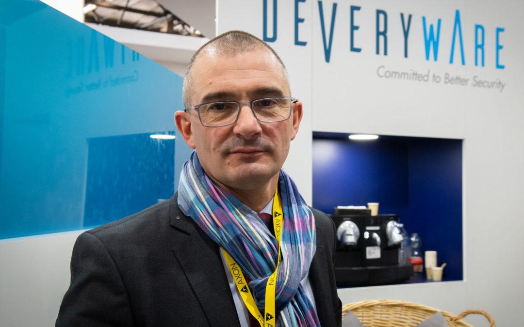Interview Patrick Guyonneau, Directeur des services actifs de la police nationale