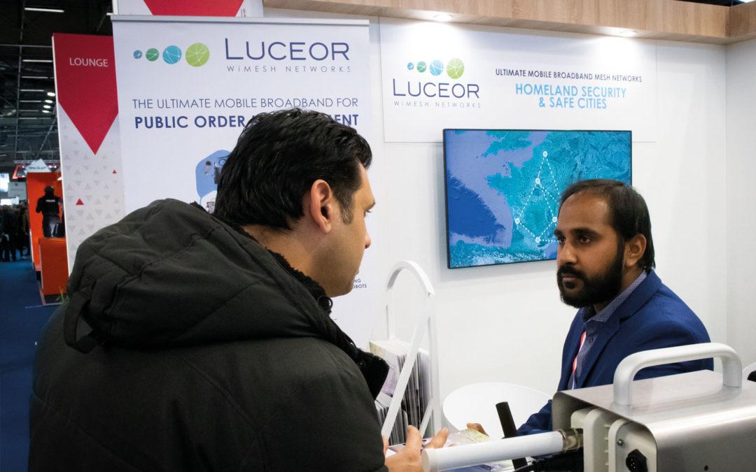 Luceor, réseaux hautes performances ultra-mobiles