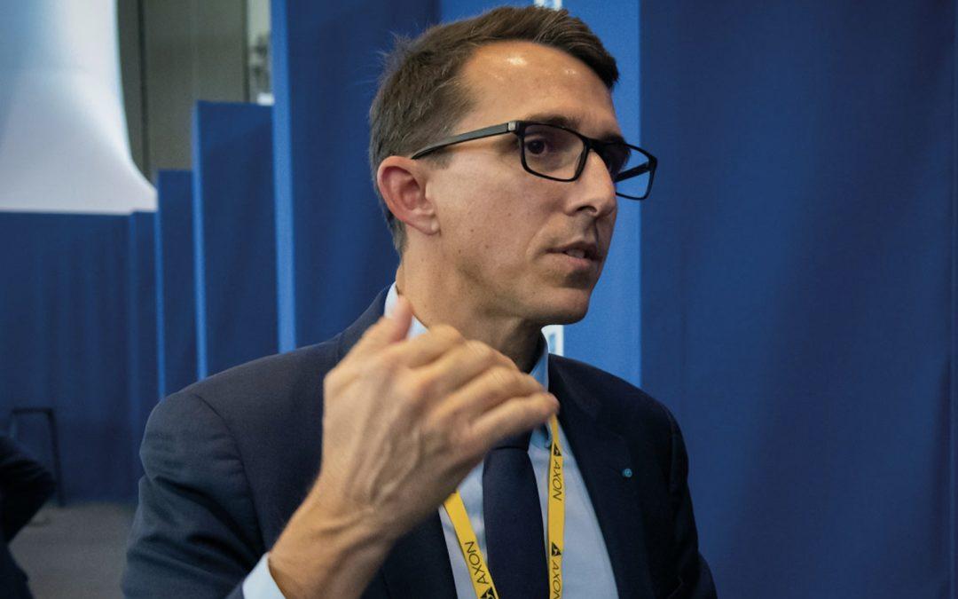 Interview de Thomas Collomb, responsable de la sécurité et de la mobilité de Paris2024, COJO