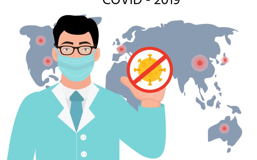 Deveryware's involvment against coronavirus