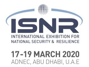 Salon ISNR à Abu Dhabi