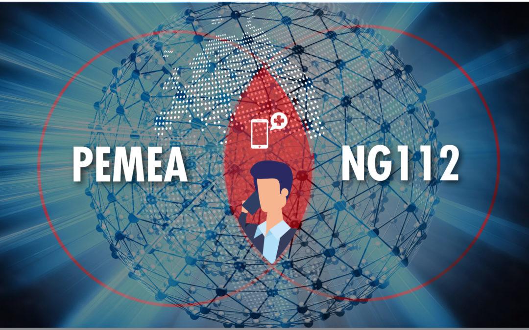 Interopérabilité entre PEMEA et NG112