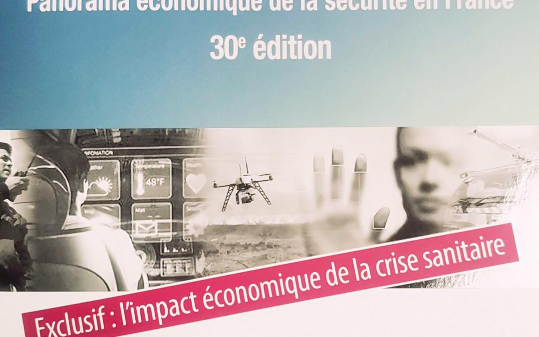 Deveryware figure dans l'Atlas 2020 de la sécurité – Panorama économique de la sécurité en France