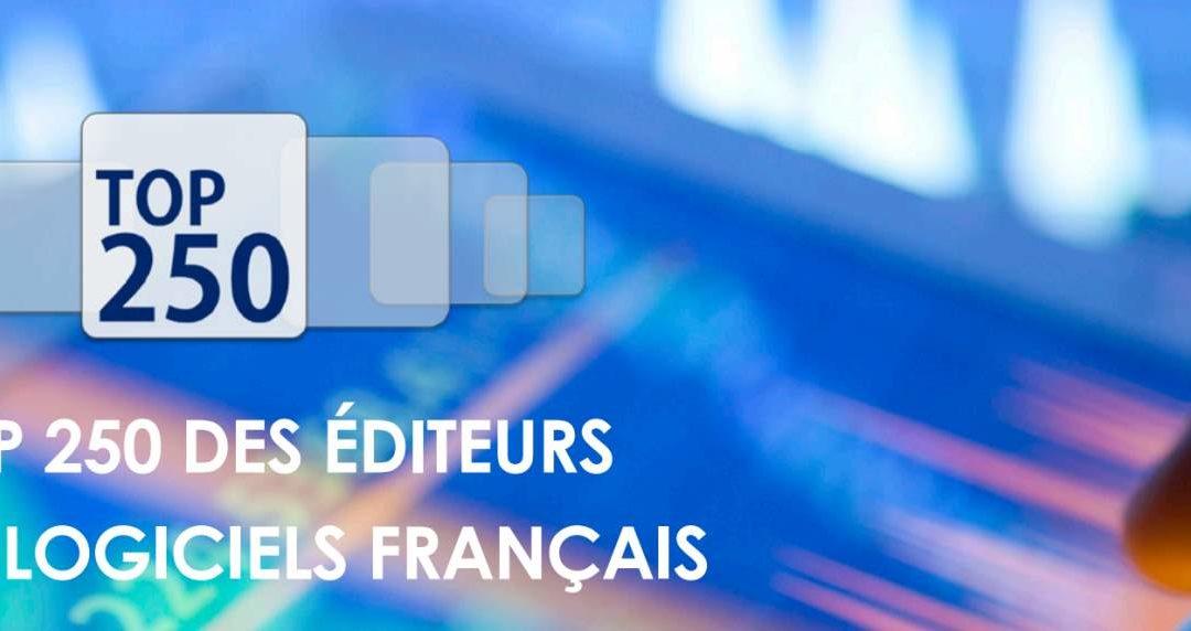 Deveryware figure à la 75è place des 250 éditeurs de logiciels français