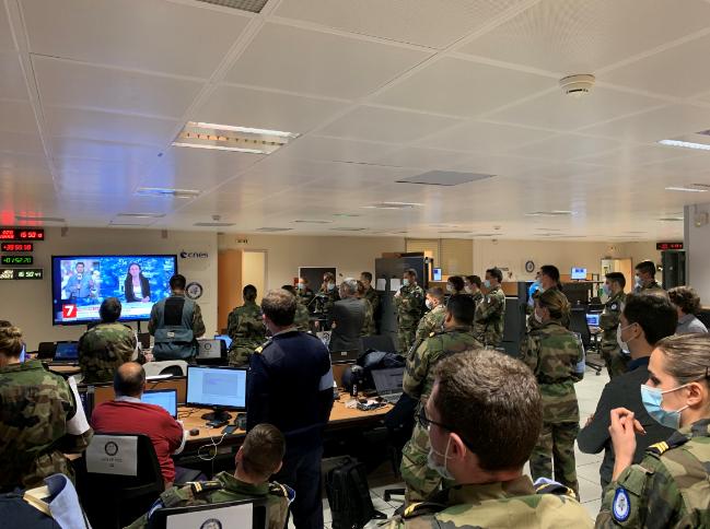Crisotech, participe à AsterX, premier exercice militaire spatial en Europe